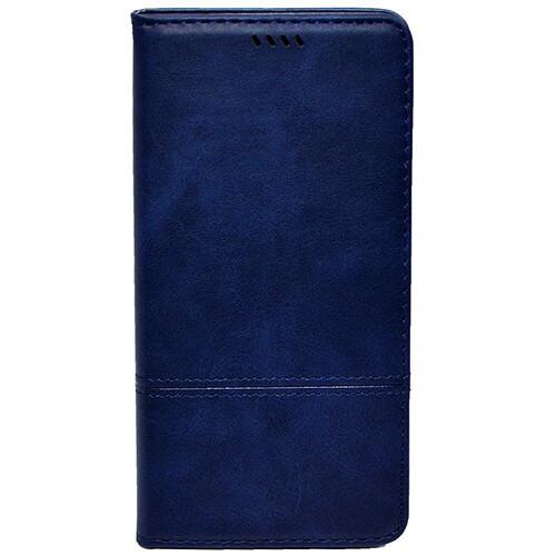 Чехол-книжка для Samsung Galaxy YOLKKI Wellington (синий)