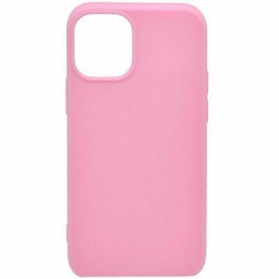 Чехол-накладка для iPhone YOLKKI Rivoli (розовый)