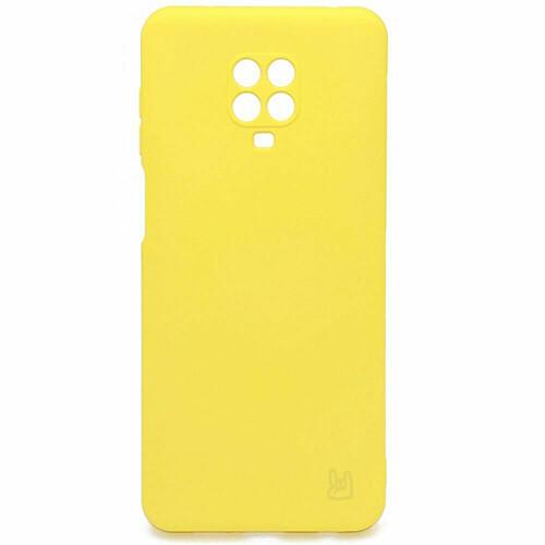 Чехол-накладка для Xiaomi YOLKKI (желтый)