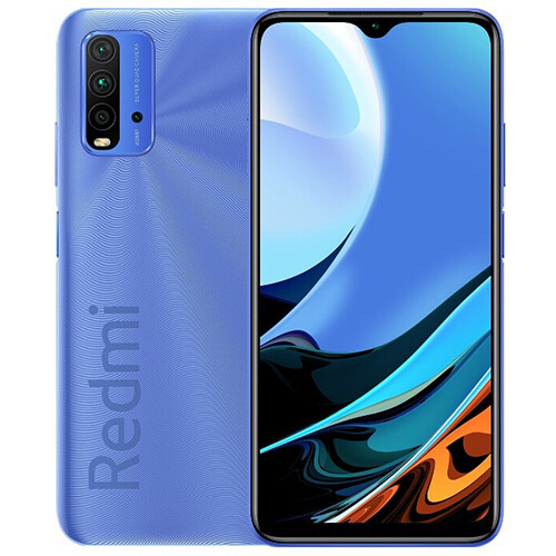 Смартфон Xiaomi Redmi 9T 4/128GB EU Global Version (синий)
