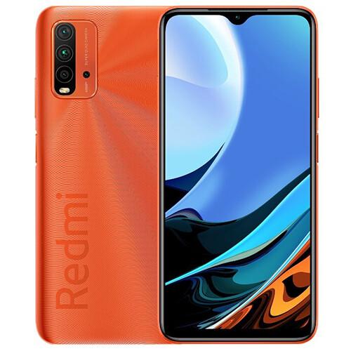 Смартфон Xiaomi Redmi 9T 4/64GB EU Global Version (оранжевый)