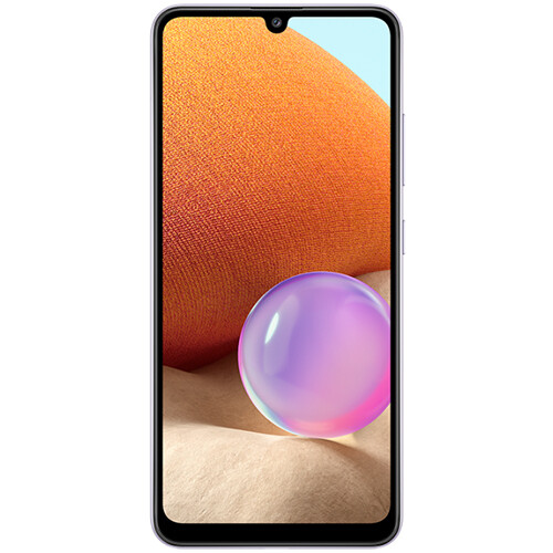 Смартфон Samsung Galaxy A32 64GB RUS (фиолетовый)