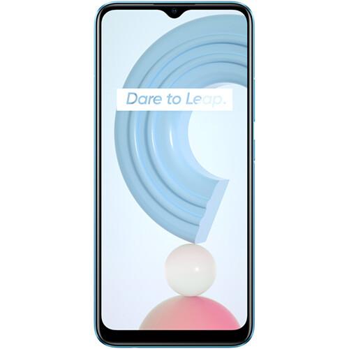 Смартфон realme C21 32GB RUS (голубой)