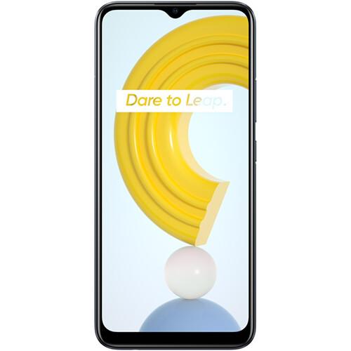 Смартфон realme C21 64GB RUS (черный)