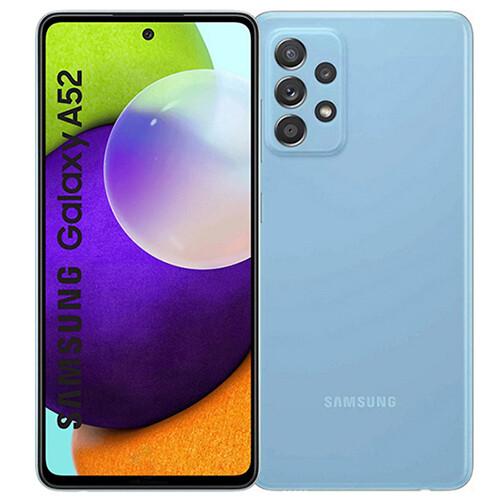 Смартфон Samsung Galaxy A52 4/128GB RUS (синий)