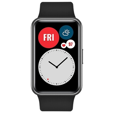 Умные часы Huawei Watch Fit (черный) RUS
