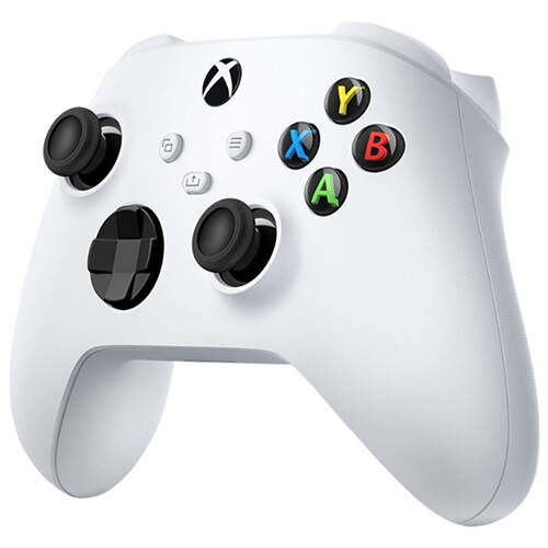 Геймпад Microsoft Xbox Series (белый)