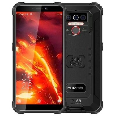 Смартфон OUKITEL WP5 Pro RUS (черный)