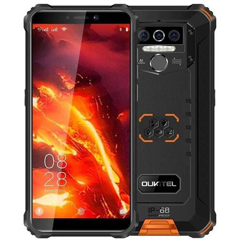 Смартфон OUKITEL WP5 Pro RUS (оранжевый)
