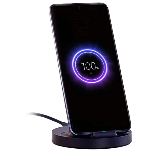 Зарядное устройство Xiaomi Vertical Wireless Charger 20W