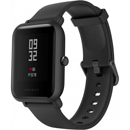 Умные часы Xiaomi Amazfit Bip S Lite (черный)