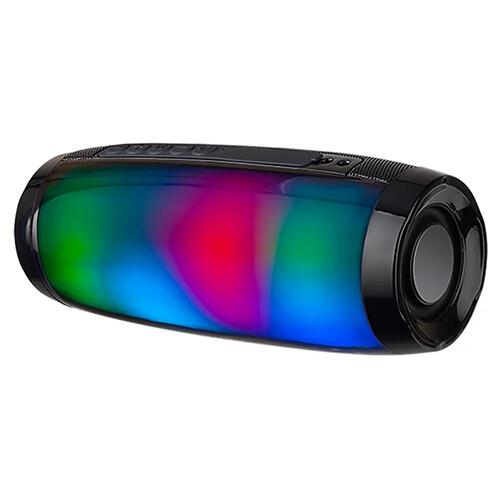 Bluetooth-колонка Perfeo «FLARE» черная c подсветкой