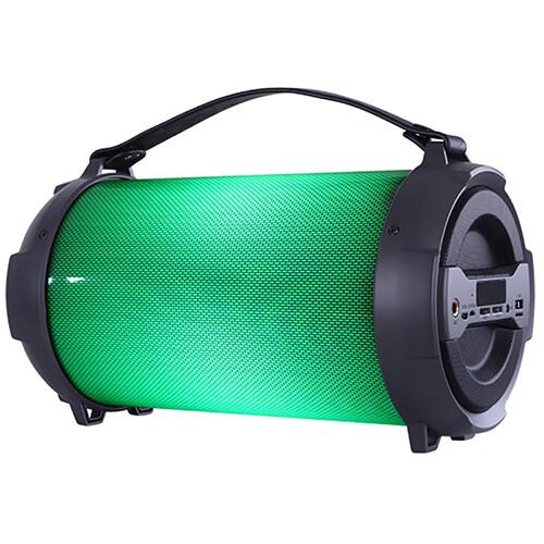Bluetooth-колонка Perfeo «TERCERO LIGHT» черная c подсветкой