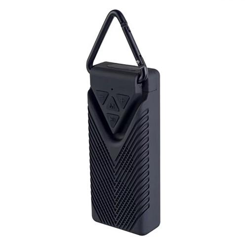 Bluetooth-колонка Perfeo «BISCUIT» MP3, microSD, мощность 3Вт, 400mAh, черная