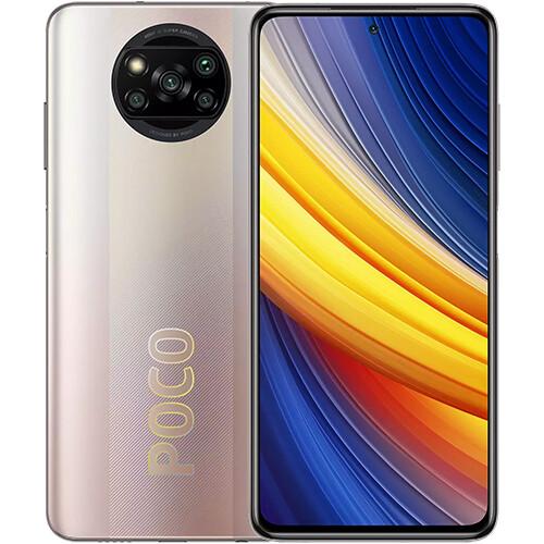 Смартфон Xiaomi Poco X3 Pro 6/128GB EU Global Version (бронзовый)