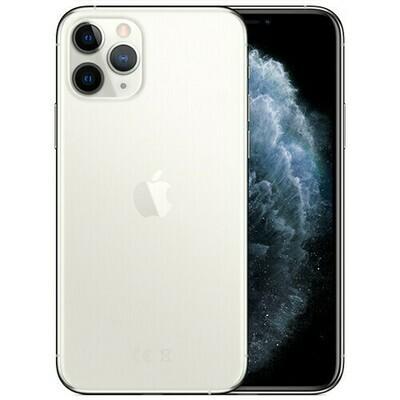 Смартфон Apple iPhone 11 Pro Max 64GB (серебристый) Б/У