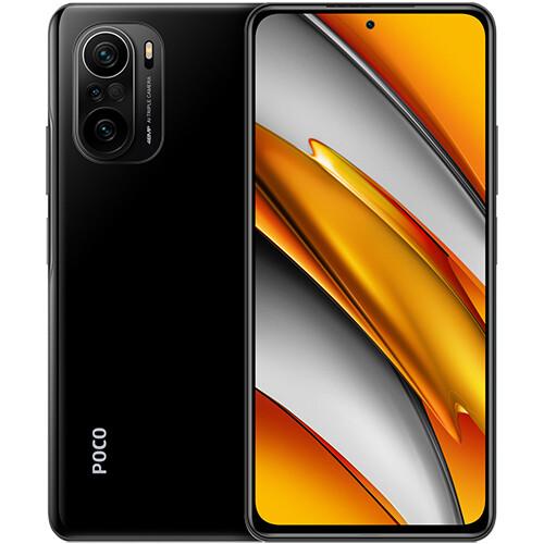 Смартфон Xiaomi Poco F3 NFC 8/256GB EU Global Version (черный)