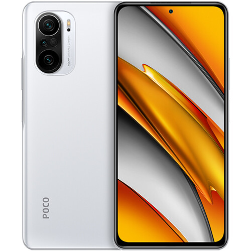 Смартфон Xiaomi Poco F3 NFC 8/256GB EU Global Version (белый)