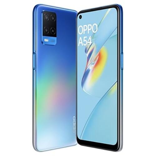 Смартфон OPPO A54 4/64GB RUS (синий)