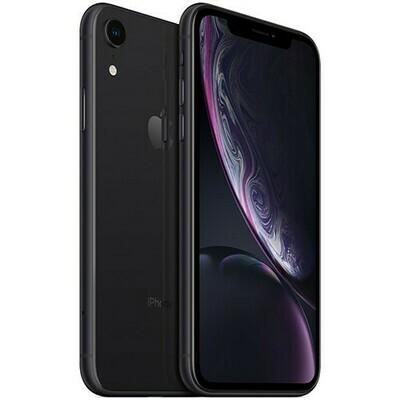 Смартфон Apple iPhone Xr 64GB (черный) Б/У