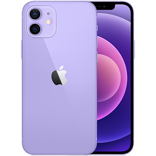 Смартфон Apple iPhone 12 mini 256GB RUS (фиолетовый)