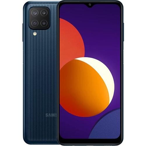 Смартфон Samsung Galaxy M12 32GB RUS (черный)