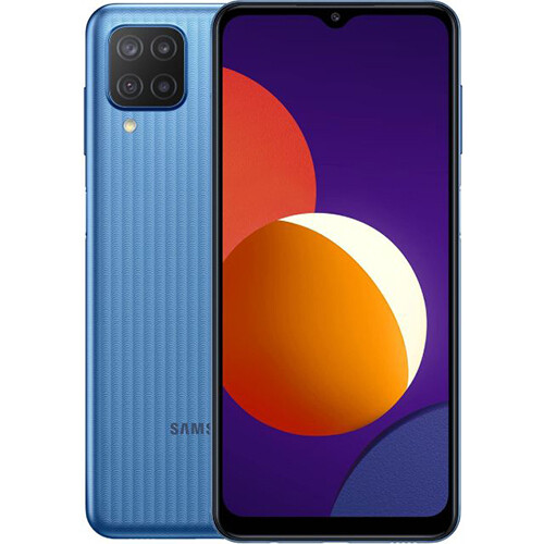 Смартфон Samsung Galaxy M12 32GB RUS (синий)