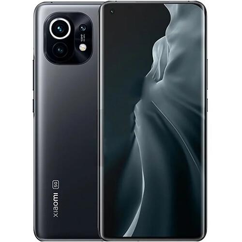 Смартфон Xiaomi Mi 11 8/128GB EU Global Version (черный)