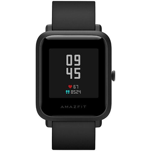 Умные часы Xiaomi Amazfit Bip S (угольно-черный)