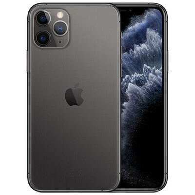 Смартфон Apple iPhone 11 Pro Max 256GB (серый космос) Б/У