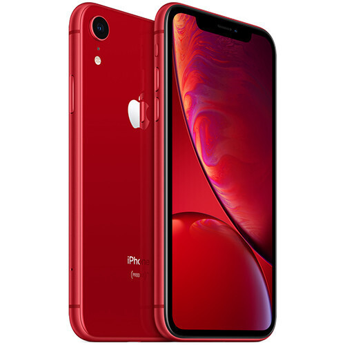 Смартфон Apple iPhone Xr 64GB (красный) Б/У