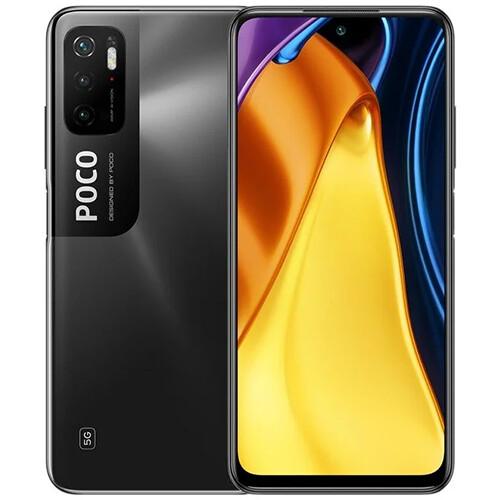 Смартфон Xiaomi Poco M3 Pro 5G NFC 6/128GB EU Global Version (черный)