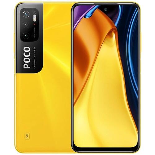 Смартфон Xiaomi Poco M3 Pro 5G NFC 4/64GB RUS (желтый)