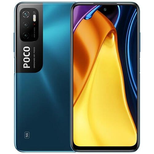 Смартфон Xiaomi Poco M3 Pro 5G NFC 6/128GB EU Global Version (синий)