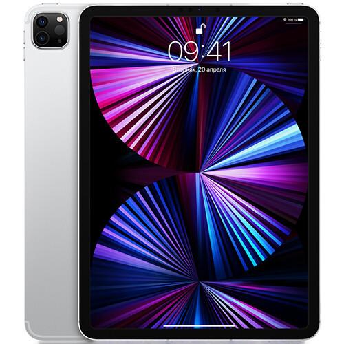 Планшет Apple iPad Pro 11 (2021) 512GB Wi-Fi + Cellular (silver)