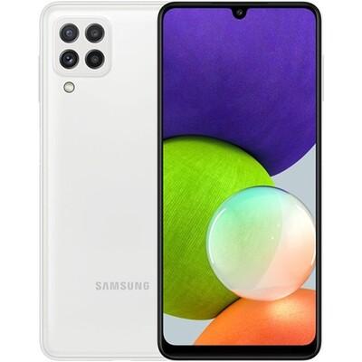 Смартфон Samsung Galaxy A22 4/64GB RUS (белый)