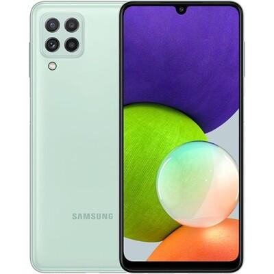 Смартфон Samsung Galaxy A22 4/128GB RUS (мятный)