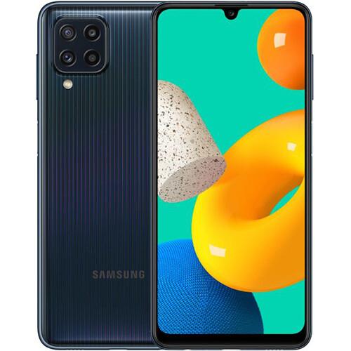 Смартфон Samsung Galaxy M32 6/128GB RUS (черный)