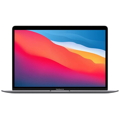 "Ноутбук Apple MacBook Air 13"" Z1250007J RUS (серый космос)"