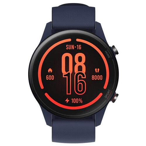Умные часы Xiaomi Mi Watch RUS (синий)
