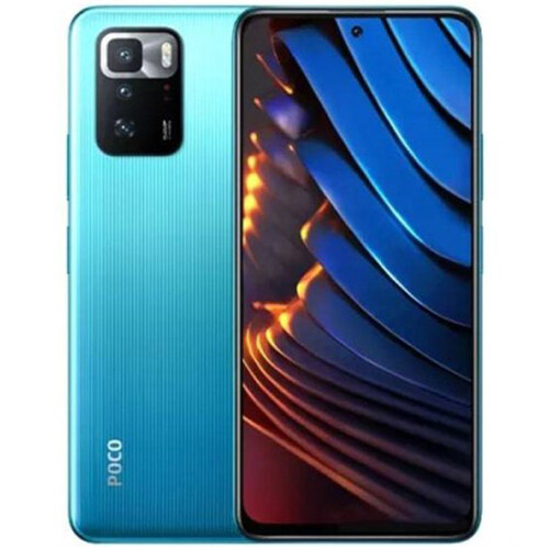 Смартфон Xiaomi Poco X3 GT 8/128GB NFC EU Global Version (синий)