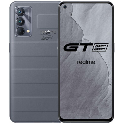 Смартфон realme GT Master Edition 6/128GB RUS (серый)