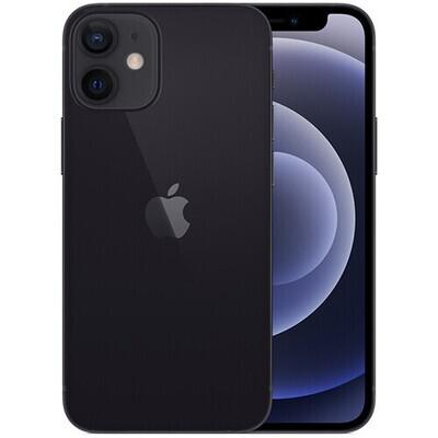Смартфон Apple iPhone 12 64GB RUS (черный) Б/У