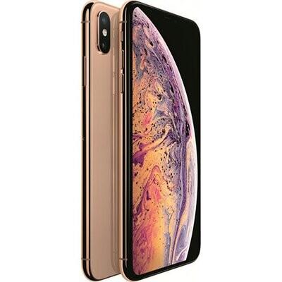 Смартфон Apple iPhone Xs Max 64GB (золотой) Б/У
