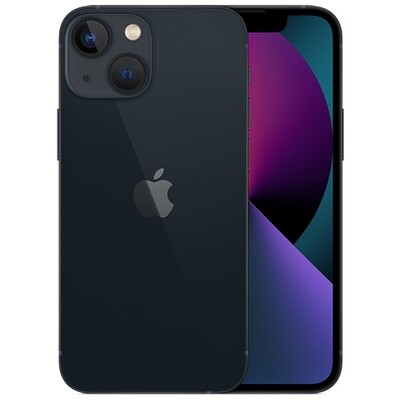 Смартфон Apple iPhone 13 128GB (тёмная ночь)
