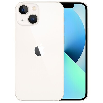 Смартфон Apple iPhone 13 128GB (сияющая звезда)