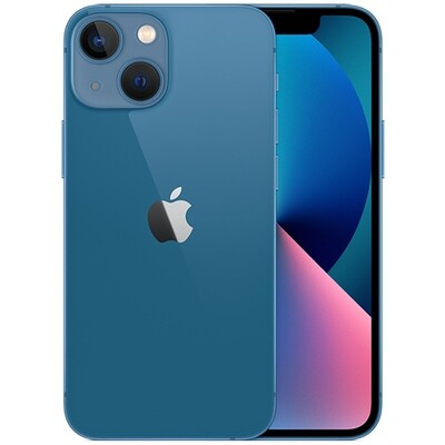 Смартфон Apple iPhone 13 128GB (синий)