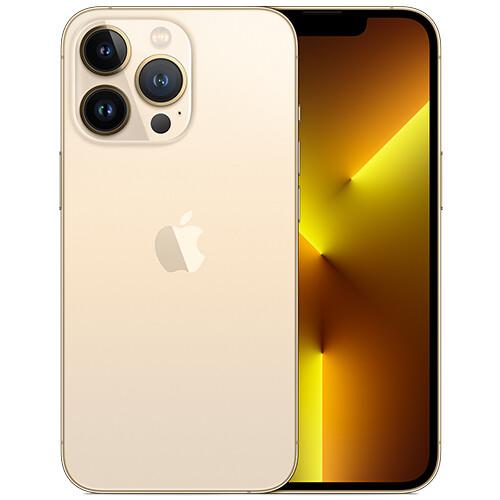 Смартфон Apple iPhone 13 Pro 128GB RUS (золотистый)