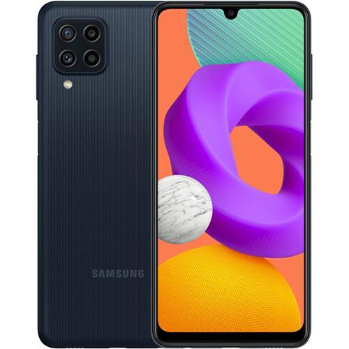 Смартфон Samsung Galaxy M22 4/128GB RUS (черный)