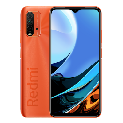 Смартфон Xiaomi Redmi 9 4/64GB Power IN (оранжевый)